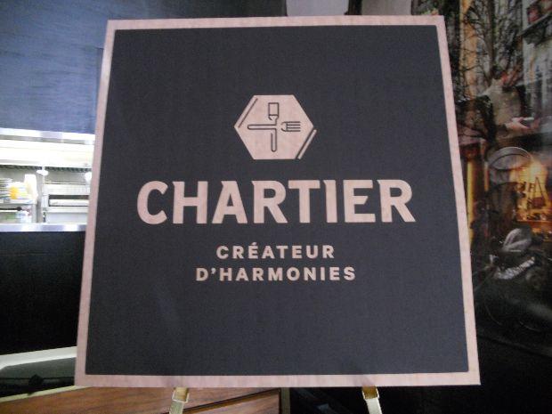 Bouchées Doubles: Chartier Créateur d'harmonies lance ses vins