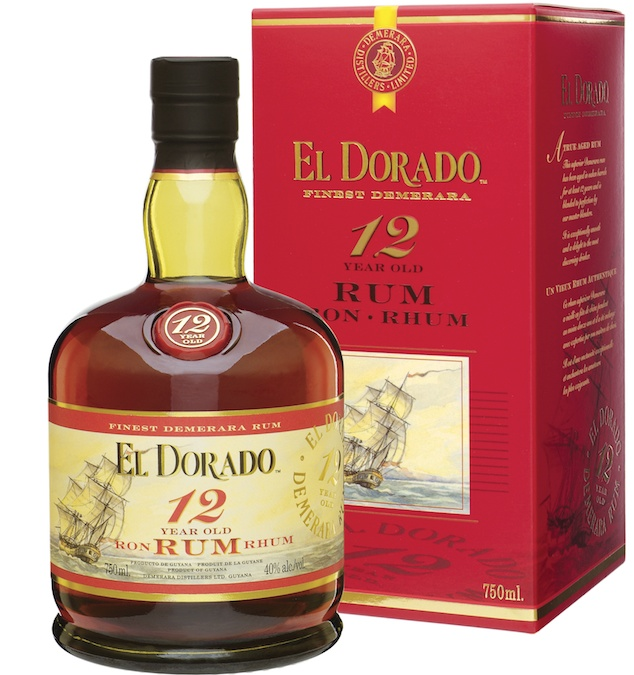 El Dorado sacred finest rums in the world!