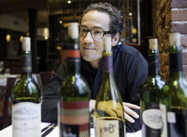 Le chroniqueur vin Bill Zacharkiw, The Gazette, emballé par la gamme de vins Chartier!