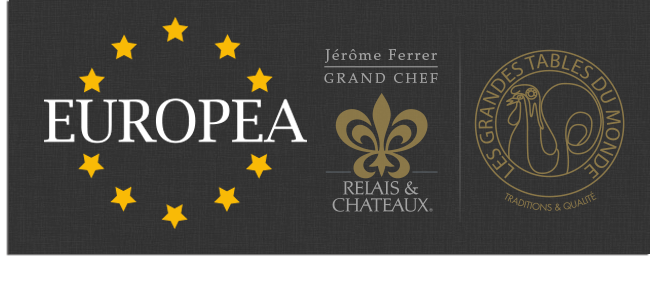 François Chartier, Creator of Wine and Food Harmonies at Europea with Jerôme Ferrer