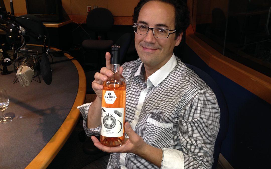 CBC Radio: The perfect Rosé wine
