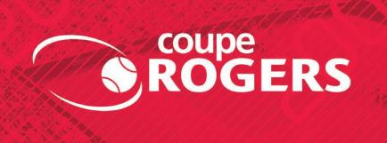 Chartier, sommelier exclusif de la Coupe Rogers!