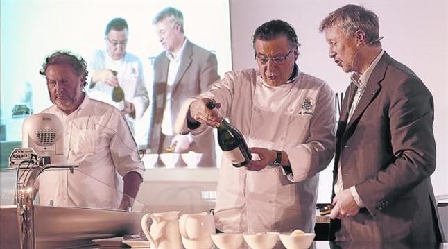 Barcelona reúne a gurús del vino y la gastronomía