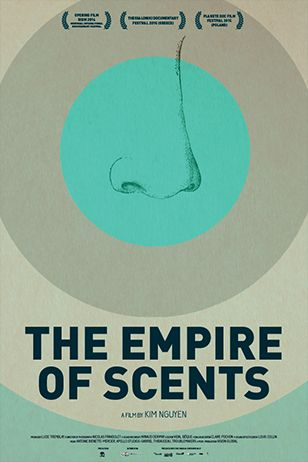 World-premiere presentation of Kim Nguyen's The Empire of Scents, a movie inspired by François Chartier's book Taste Buds and Molecules, at Montreal's RIDM