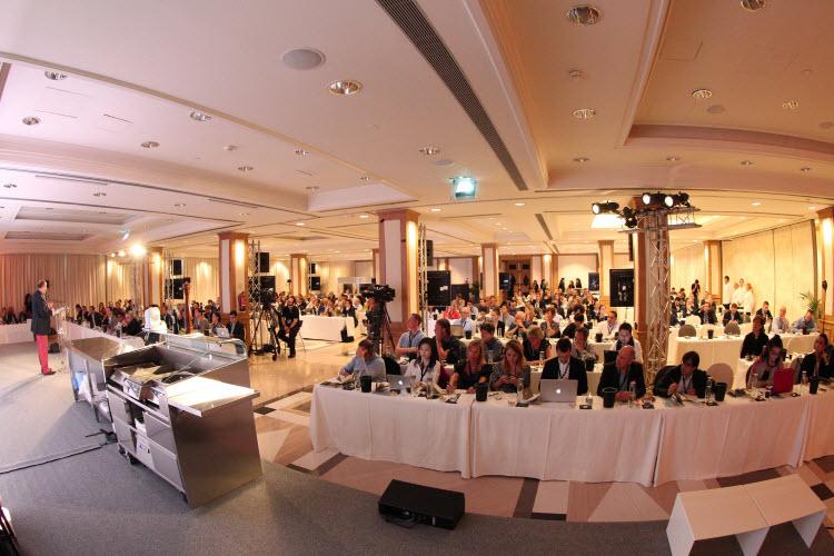 El II Wine & Culinary International Forum reúne en Barcelona a los mejores expertos en gastronomía