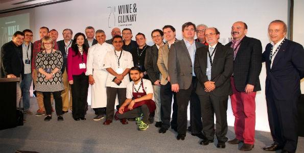 Se celebró en Barcelona el II Wine & Culinary Forum, cumbre de las armonías enoculinarias