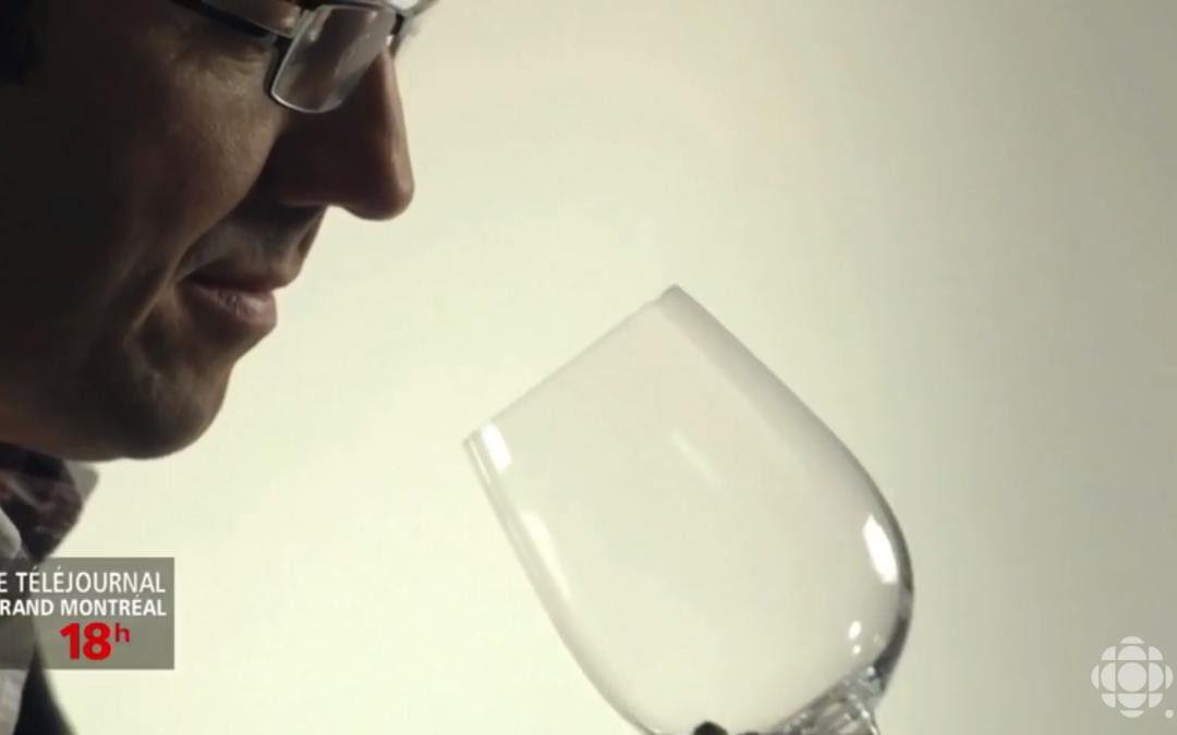 Inspiré du livre Papilles et Molécules, le film Le Nez, du réalisateur Kim Nguyen, en première mondiale à Montréal