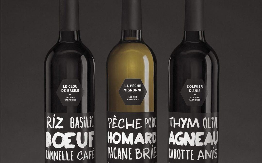 Un prix Grafika 2015 pour Les Vins Harmonies de Chartier