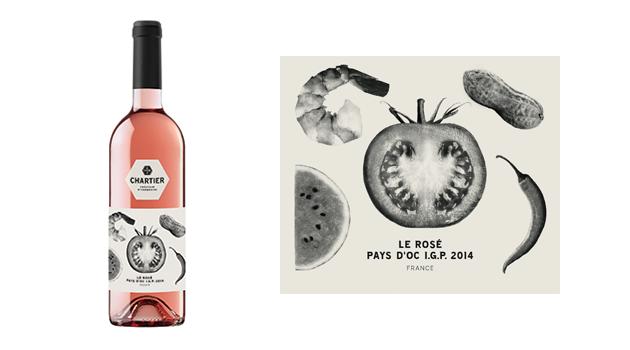 Le Rosé Chartier comparé au meilleur rosé au monde!