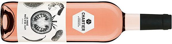 4e place du Top20 pour Le Rosé Chartier 2014 !