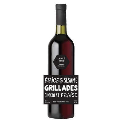A fourth Chartier wine added to the Vins Harmonie range at IGA: L'Épicé Noir, a Spanish red that will woo everyone!