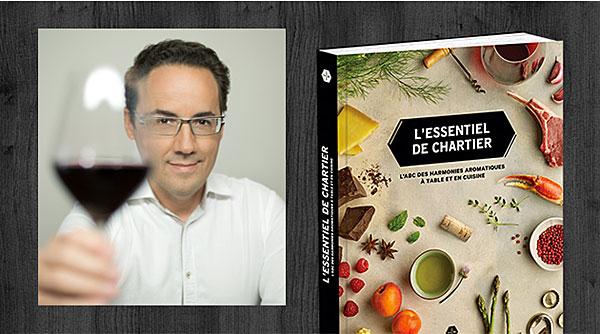 """Dr Richard Béliveau sur L'essentiel de Chartier: «François Chartier vient de publier un ouvrage majeur, qui fera date""""."""