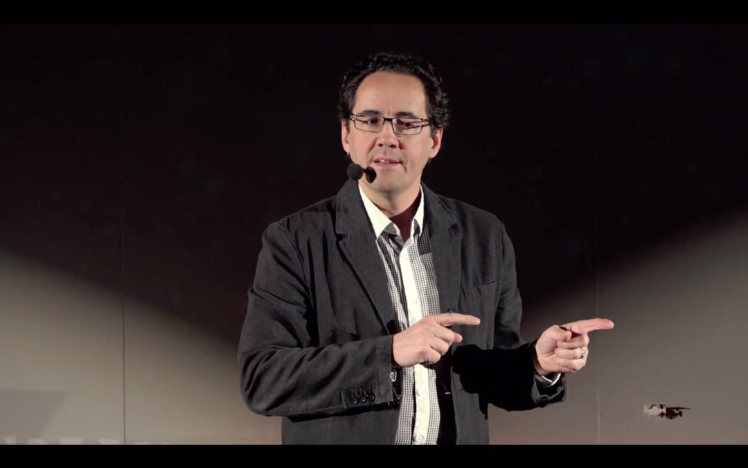 Conférence TEDx Pôle Maisonneuve: Chartier présente son cheminement international