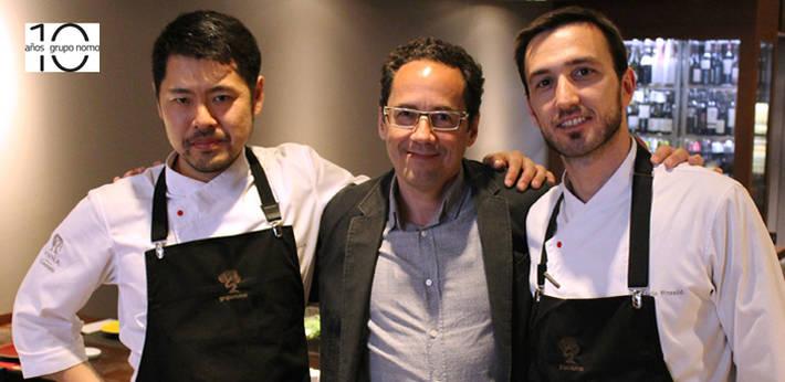 CHARTIER CREATES HARMONIES IN BARCELONA – Groupe Nomo