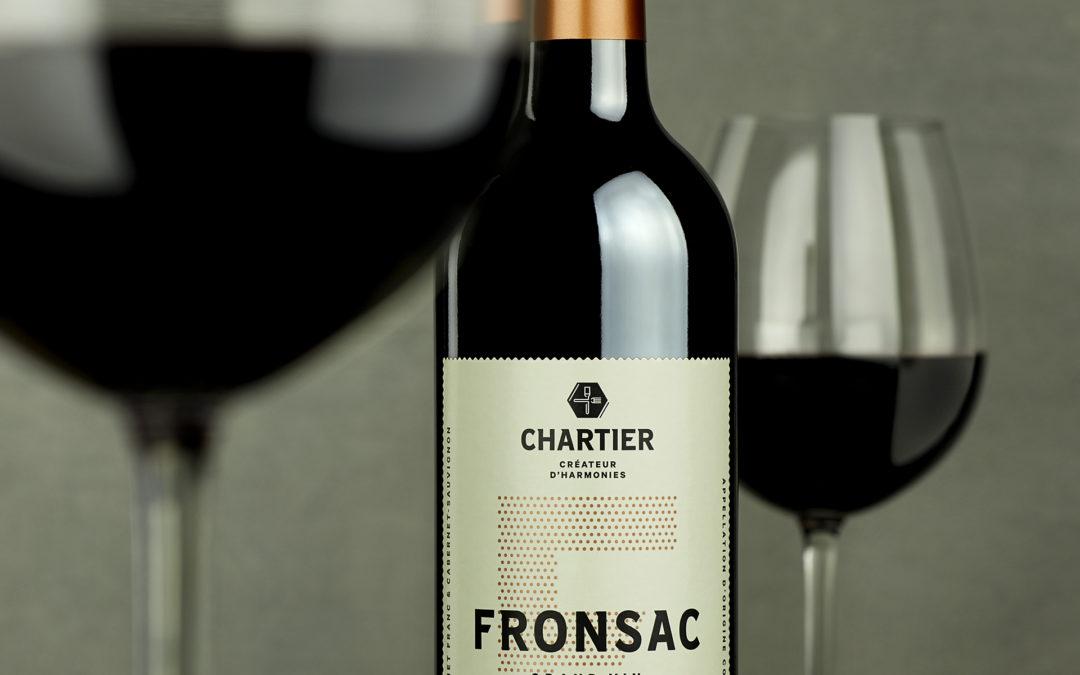 """Fronsac Chartier : """"une véritable bombe fruitée"""""""