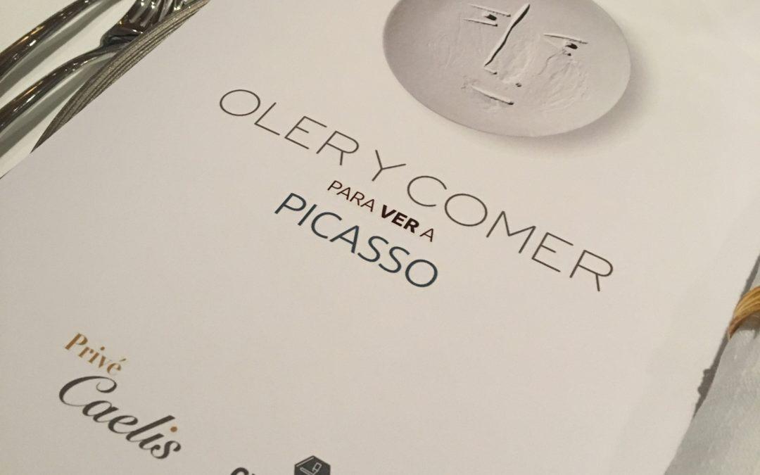 Oler y Comer Para Ver a Picasso; una experiencia inolvidable