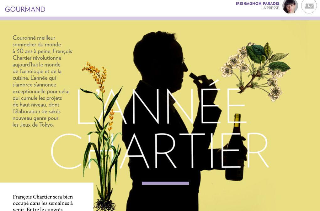 L'ANNÉE CHARTIER