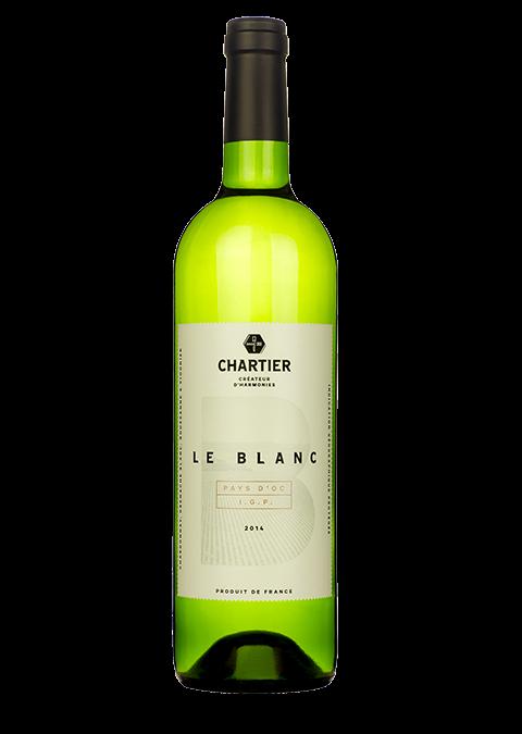 Le Blanc 2016 Pays D'Oc I.G.P. Chartier Créateur d'harmonies, France