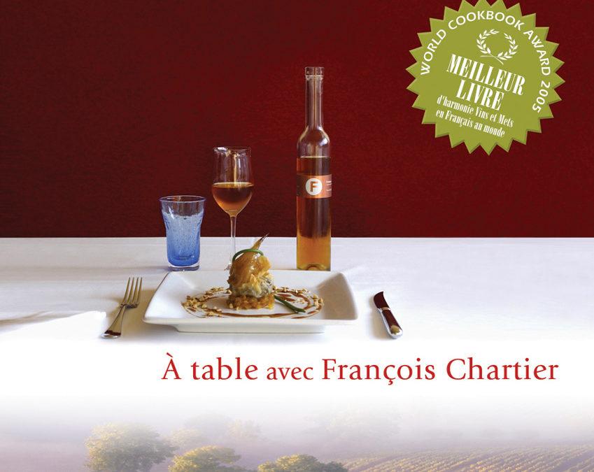 À Table avec François Chartier