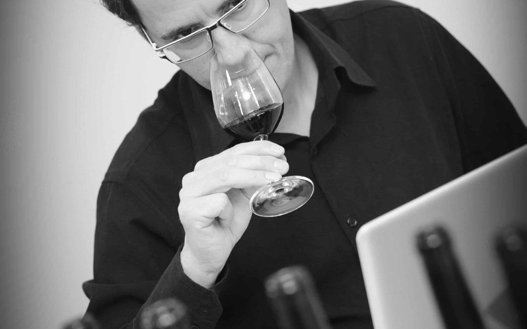 """L'incorrigible curieux Créateur d'Harmonies, en entrevue à """"Tout sur le vin"""""""