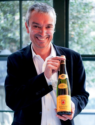 Death of Étienne Hugel, 57: Homage to a Mentor, and an Outstanding Ambassdor of Alsatian Wines