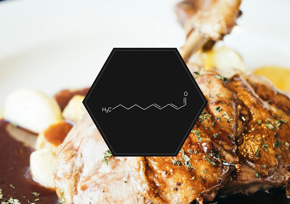 CANARD : Une graisse aromatique